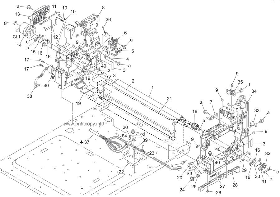 Parts Catalog > Konica-Minolta > bizhub 211 > page 9