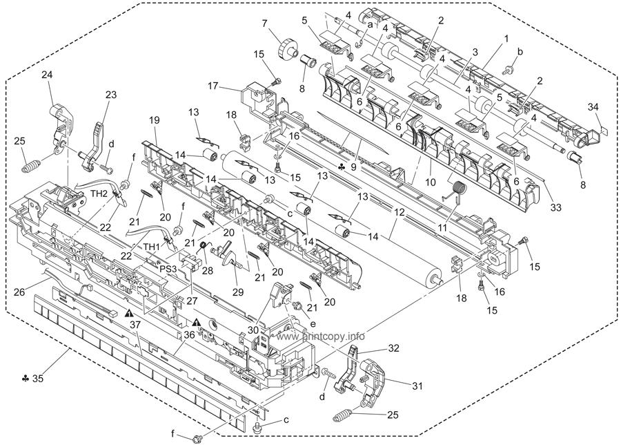 Parts Catalog > Konica-Minolta > bizhub 211 > page 17