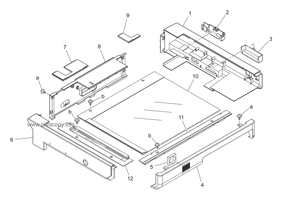 Parts Catalog > Konica-Minolta > bizhub 282 > page 1