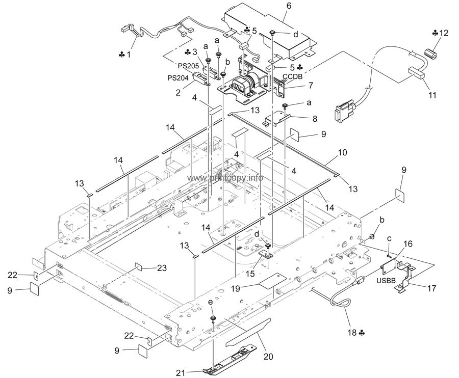 Parts Catalog > Konica-Minolta > bizhub 223 > page 5