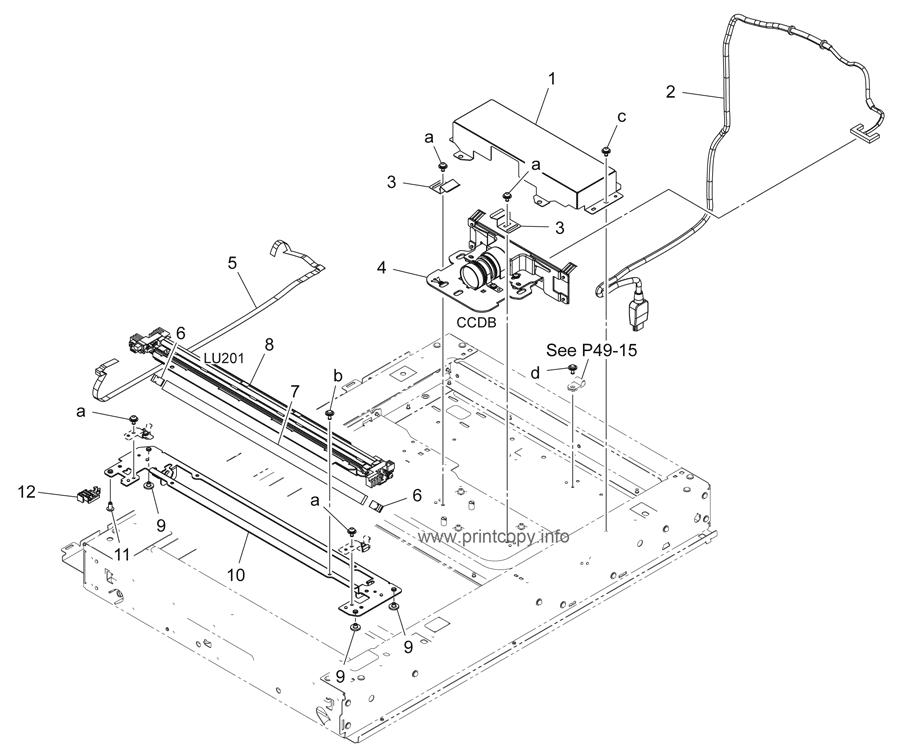 Parts Catalog > Konica-Minolta > bizhub 284e > page 7