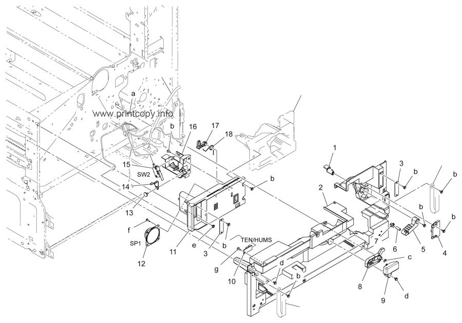 Parts Catalog > Konica-Minolta > bizhub 227 > page 3
