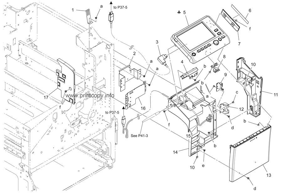 Parts Catalog > Konica-Minolta > bizhub 287 > page 4