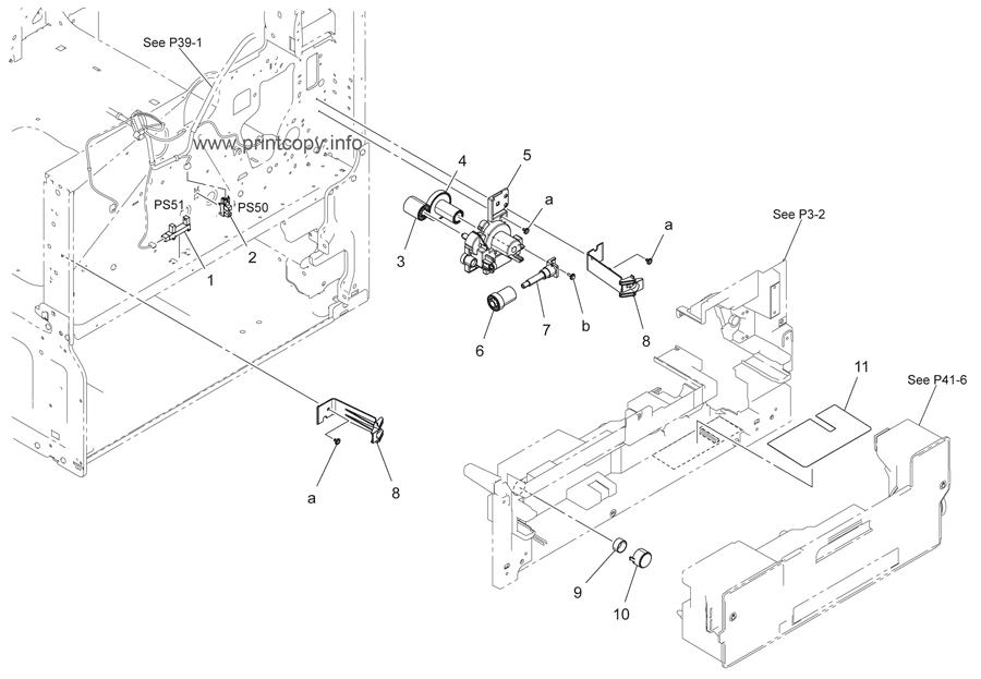 Parts Catalog > Konica-Minolta > bizhub 287 > page 10