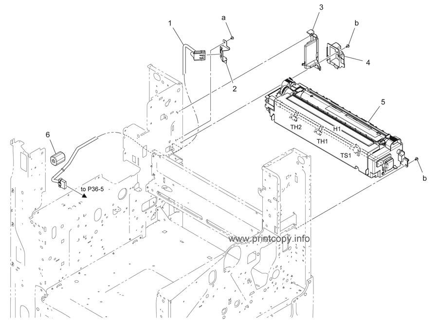 Parts Catalog > Konica-Minolta > bizhub 287 > page 31