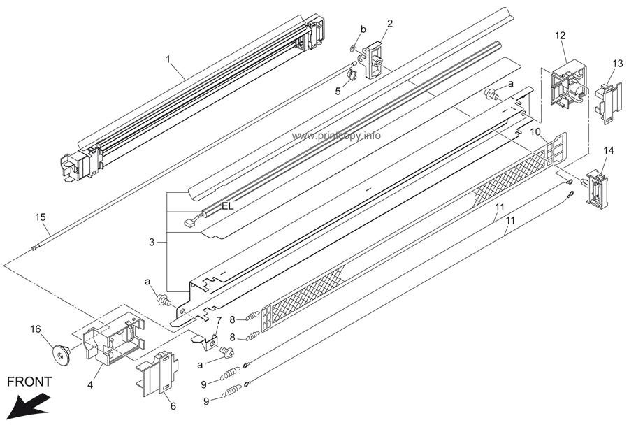 Parts Catalog > Konica-Minolta > bizhub 360 > page 19