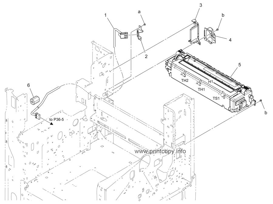 Parts Catalog > Konica-Minolta > bizhub 367 > page 31
