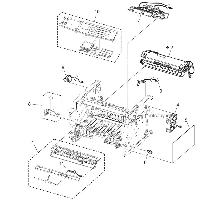Parts Catalog > Konica-Minolta > bizhub 4700P > page 2