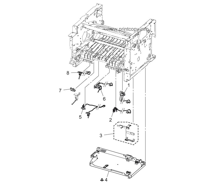 Parts Catalog > Konica-Minolta > bizhub 4000P > page 3