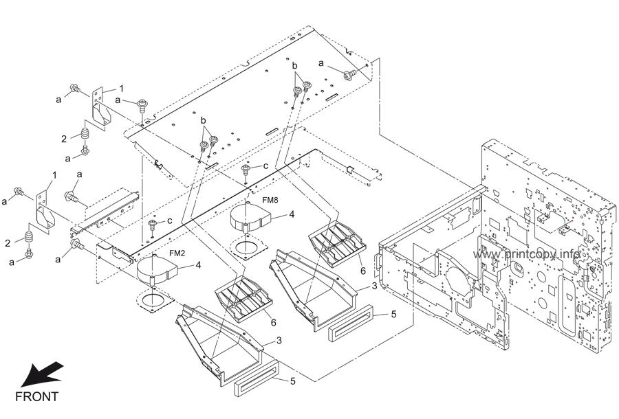 Parts Catalog > Konica-Minolta > bizhub 500 > page 4