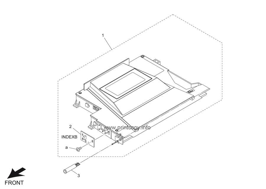 Parts Catalog > Konica-Minolta > bizhub 501 > page 11
