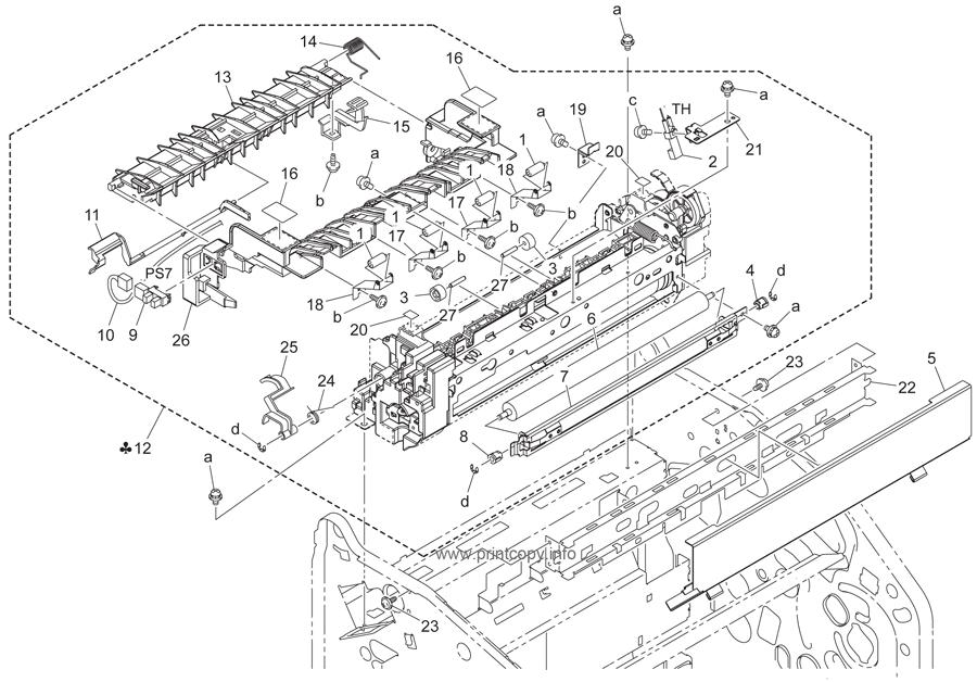 Parts Catalog > Konica-Minolta > bizhub C10 > page 24