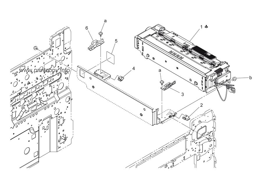 Parts Catalog > Konica-Minolta > bizhub C253 > page 39