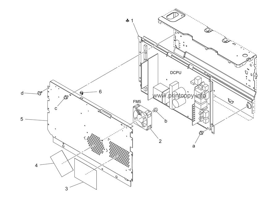 Parts Catalog > Konica-Minolta > bizhub C253 > page 49