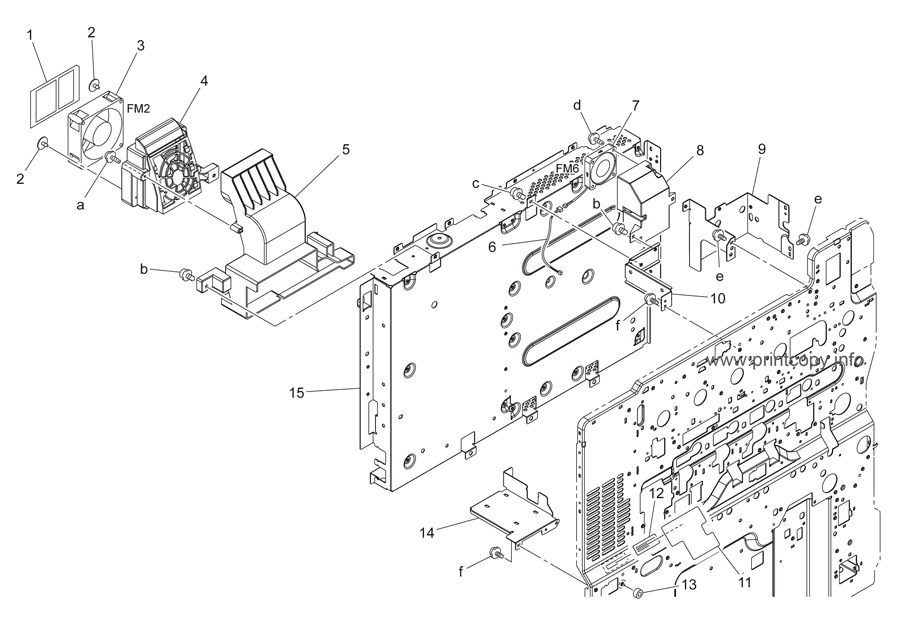 Parts Catalog > Konica-Minolta > bizhub C253 > page 51