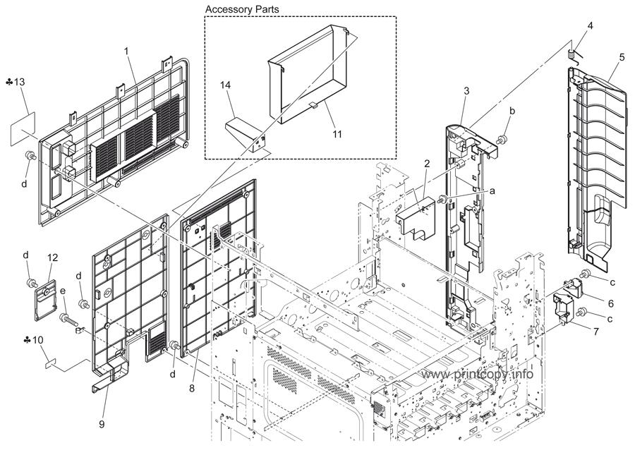 Parts Catalog > Konica-Minolta > bizhub C220 > page 3