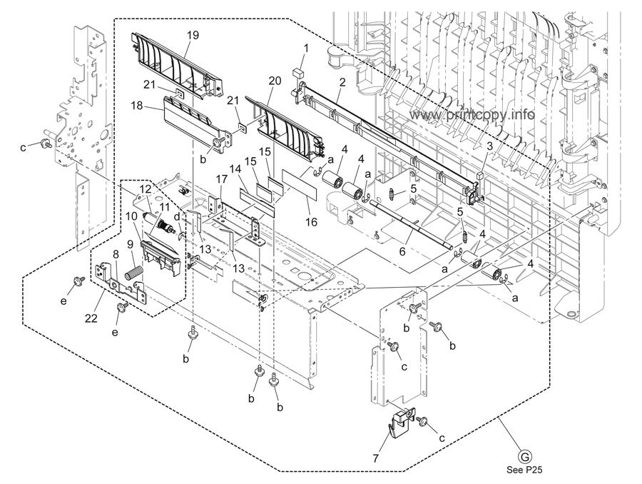 Parts Catalog > Konica-Minolta > bizhub C360 > page 27