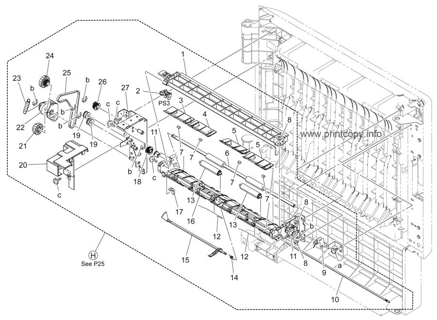 Parts Catalog > Konica-Minolta > bizhub C360 > page 28