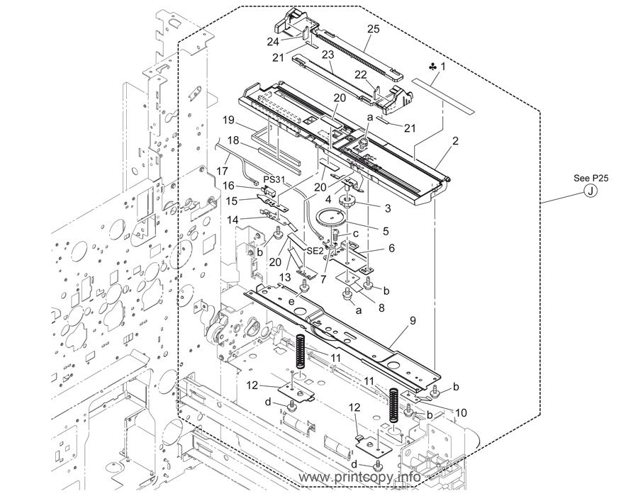Parts Catalog > Konica-Minolta > bizhub C360 > page 29