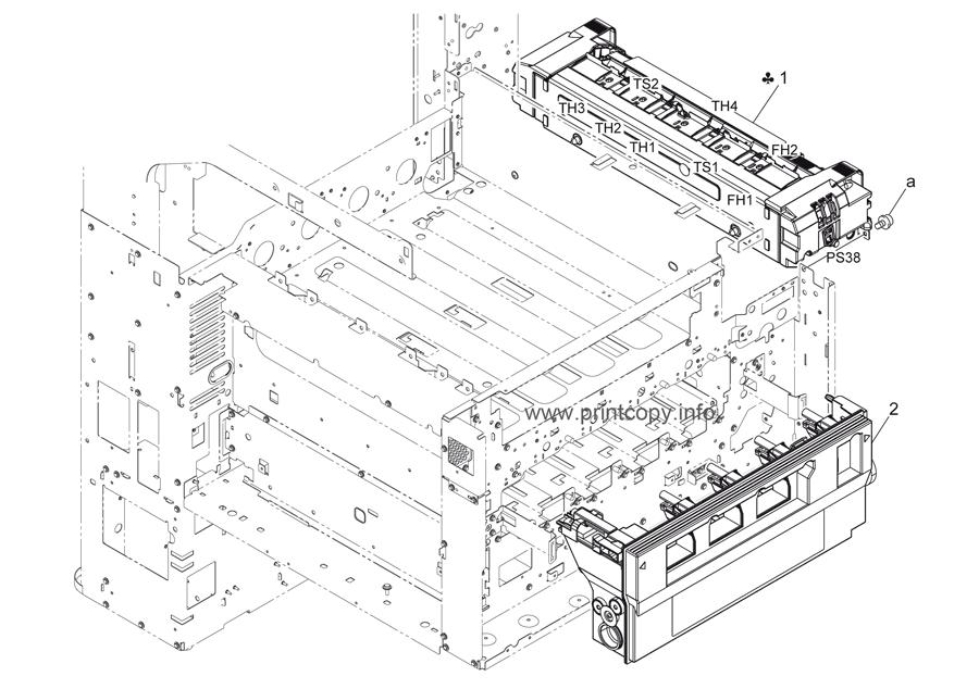 Parts Catalog > Konica-Minolta > bizhub C360 > page 34