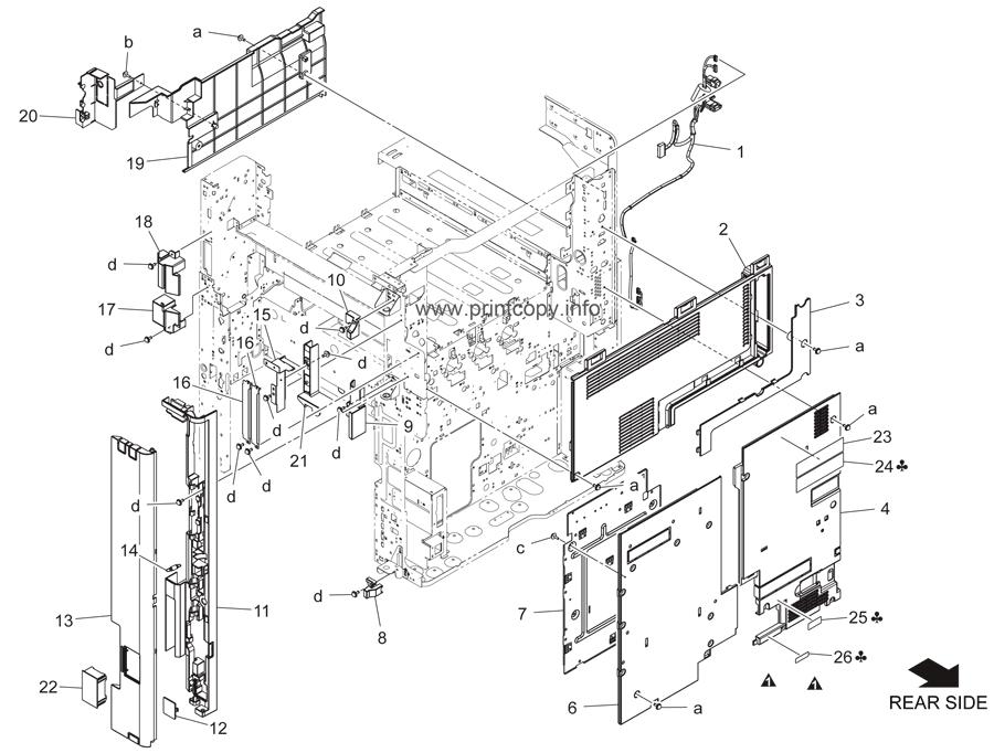 Parts Catalog > Konica-Minolta > bizhub C364 > page 2