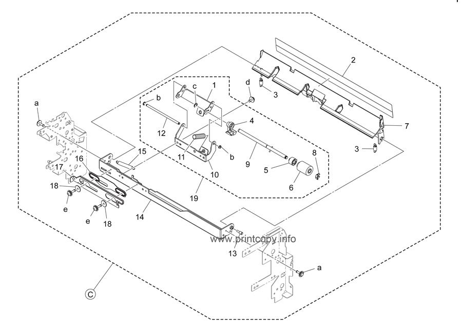 Parts Catalog > Konica-Minolta > bizhub C224 > page 18