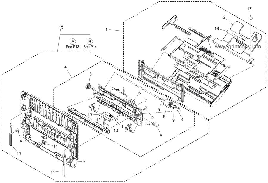 Parts Catalog > Konica-Minolta > bizhub C25 > page 12