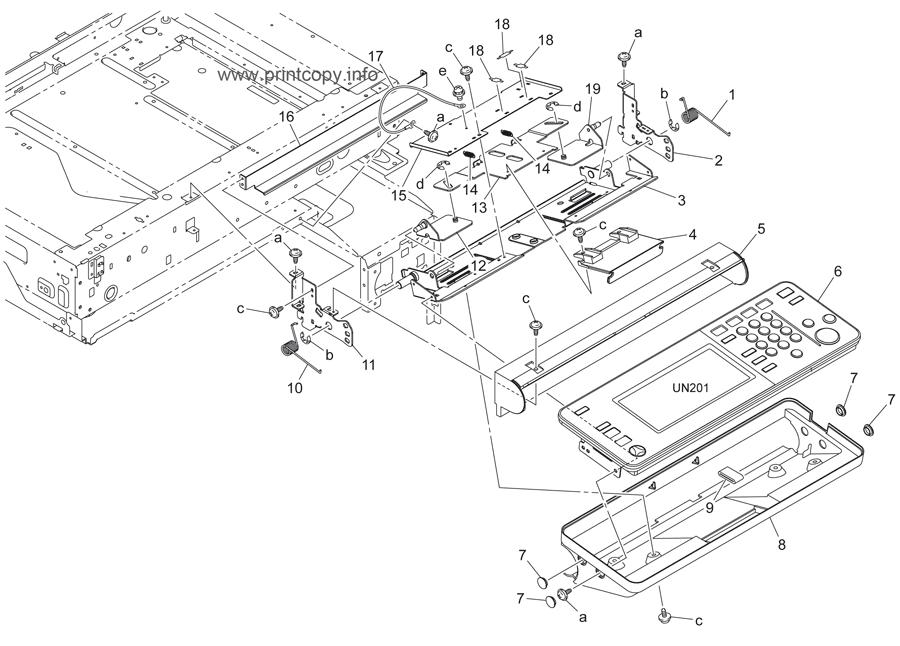 Parts Catalog > Konica-Minolta > bizhub C250 > page 2