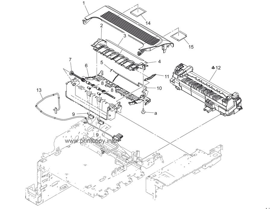 Parts Catalog > Konica-Minolta > bizhub C3100P > page 13
