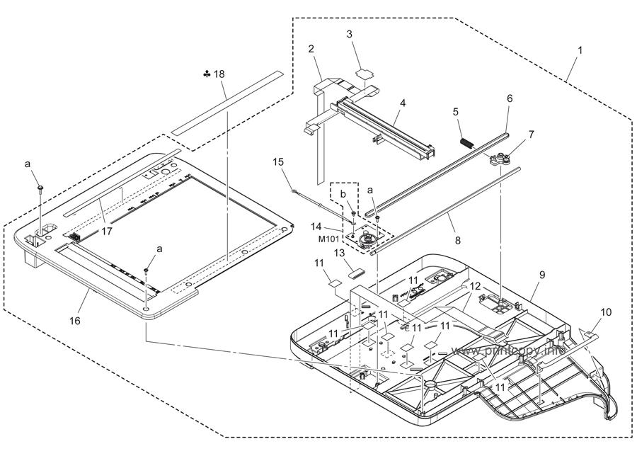 Parts Catalog > Konica-Minolta > bizhub C3110 > page 3