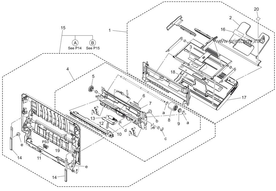 Parts Catalog > Konica-Minolta > bizhub C3110 > page 13