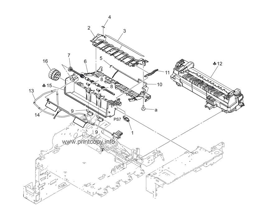 Parts Catalog > Konica-Minolta > bizhub C3110 > page 17