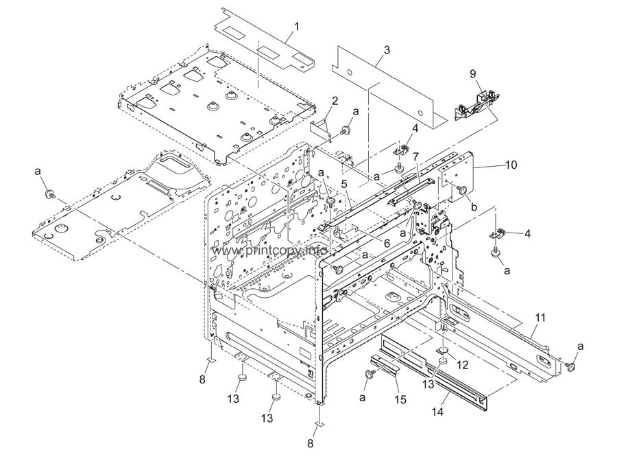 Parts Catalog > Konica-Minolta > bizhub C31P > page 2