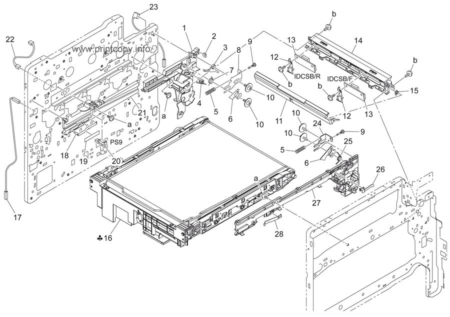 Parts Catalog > Konica-Minolta > bizhub C31P > page 12