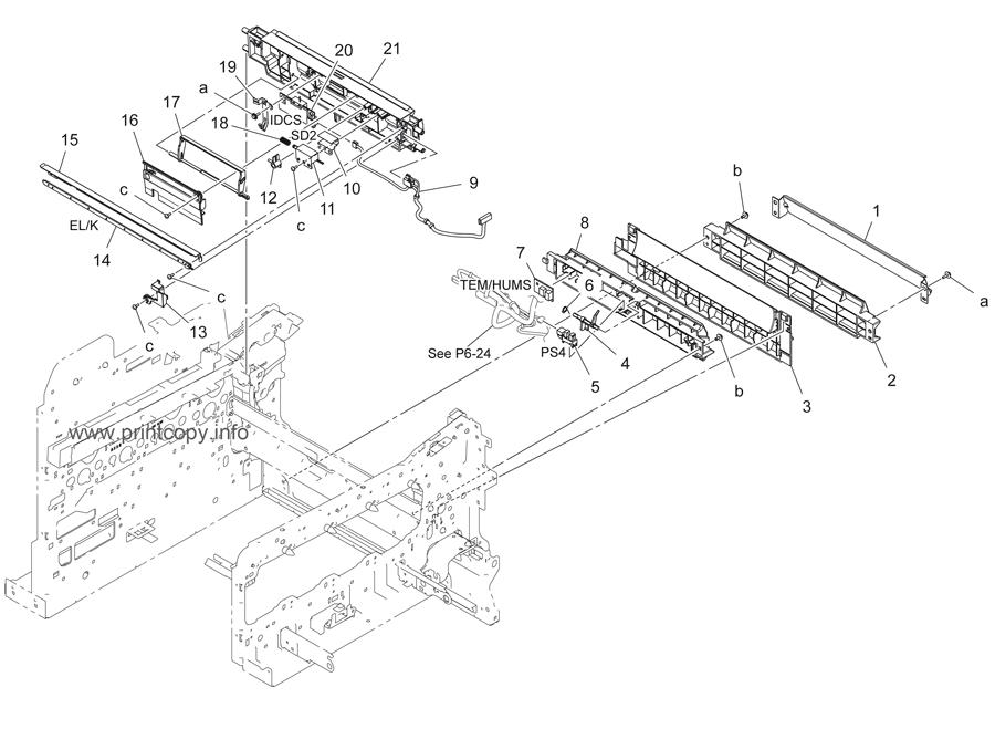 Parts Catalog > Konica-Minolta > bizhub C3350 > page 10