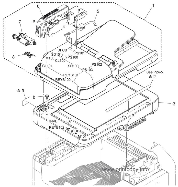 Parts Catalog > Konica-Minolta > bizhub C35 > page 1