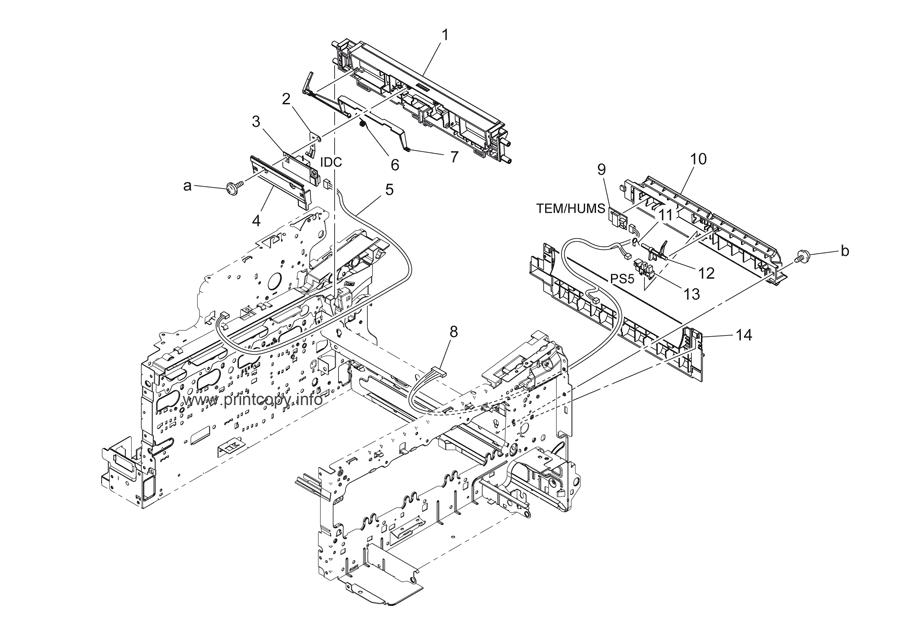 Parts Catalog > Konica-Minolta > bizhub C35 > page 6