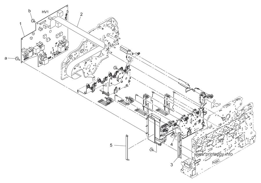 Parts Catalog > Konica-Minolta > bizhub C35 > page 7