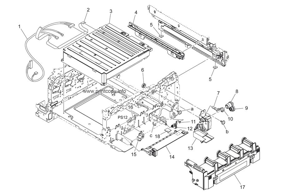 Parts Catalog > Konica-Minolta > bizhub C35 > page 8
