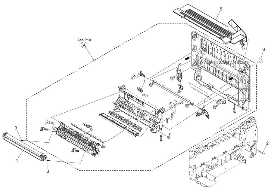 Parts Catalog > Konica-Minolta > bizhub C35 > page 11