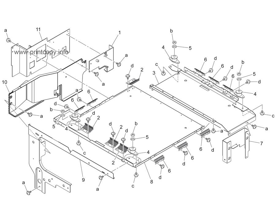 Parts Catalog > Konica-Minolta > bizhub C450 > page 7