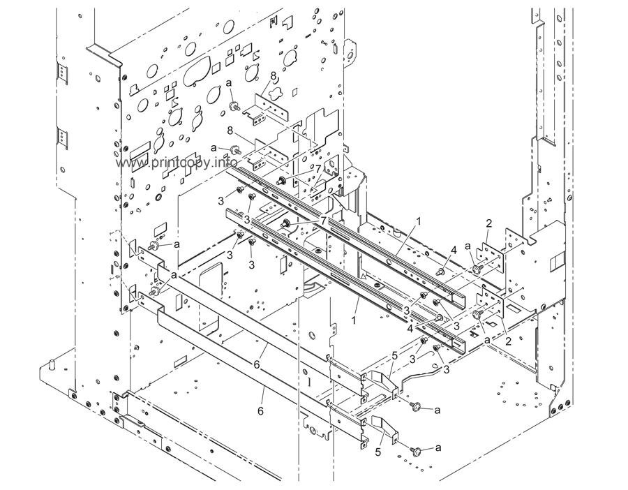 Parts Catalog > Konica-Minolta > bizhub C451 > page 28