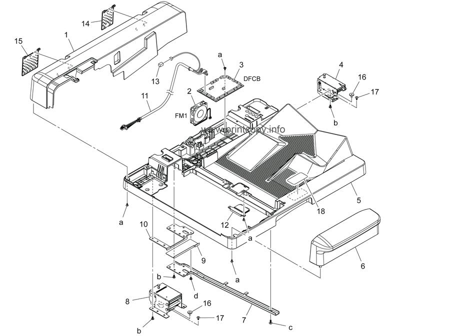 Parts Catalog > Konica-Minolta > bizhub C454e > page 1