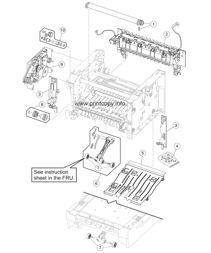 LEXMARK E260DN MANUAL PDF