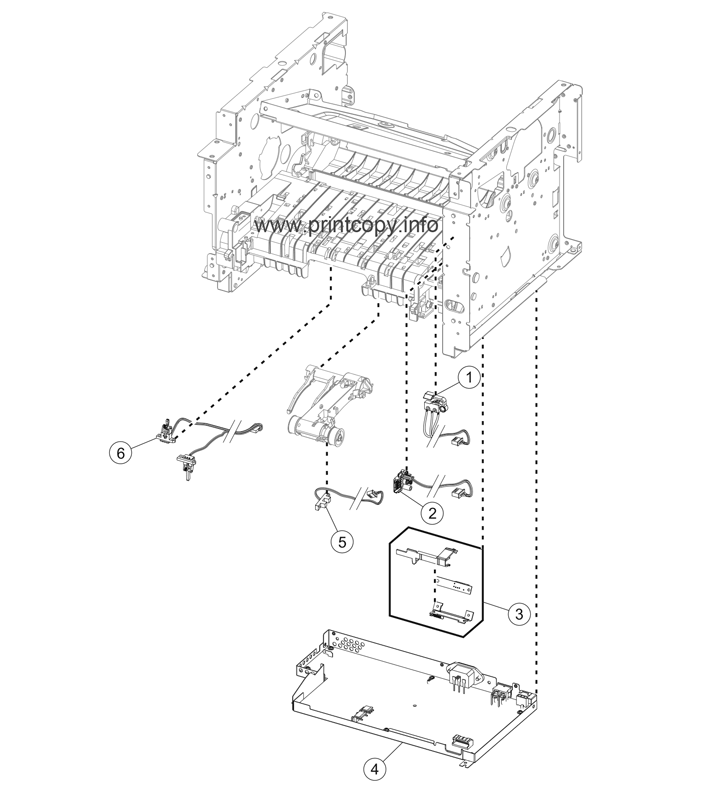 Parts Catalog > Lexmark > MS310dn > page 3