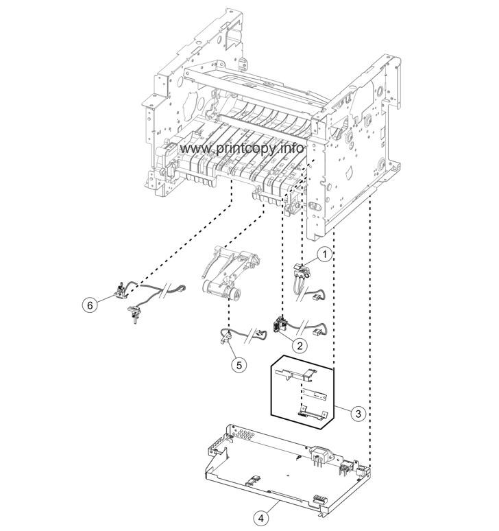 Parts Catalog > Lexmark > MS410d > page 3
