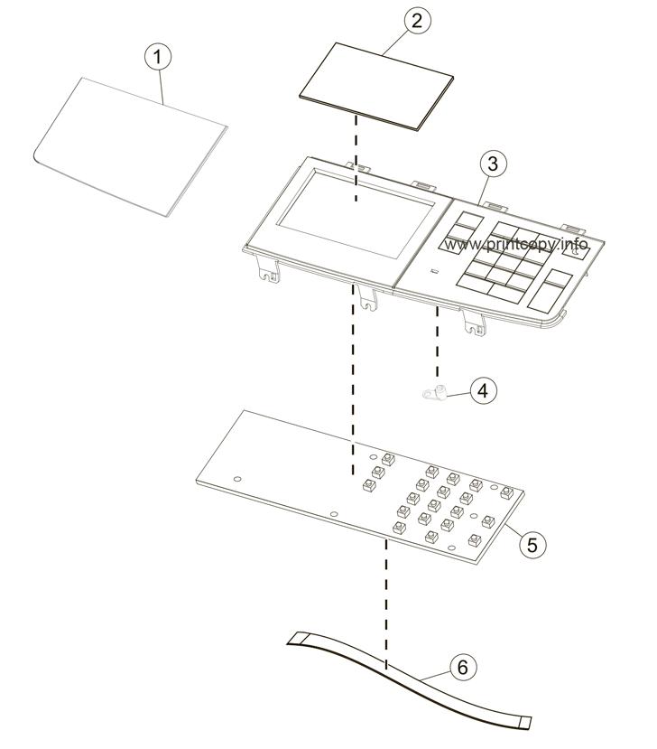 Parts Catalog > Lexmark > MX511de > page 3