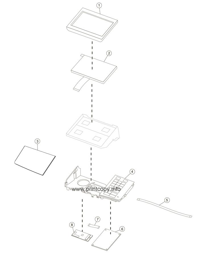 Parts Catalog > Lexmark > MX611de > page 3