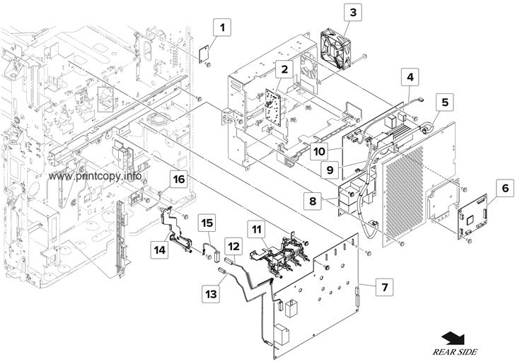 Parts Catalog > Lexmark > MX910de > page 39