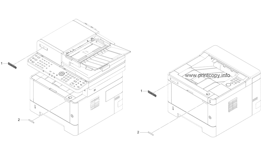 Parts Catalog > Kyocera > ECOSYS M2040dn > page 5